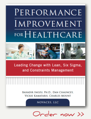 Performance Improvement For Healthcare Book