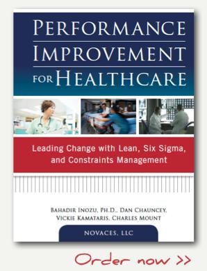 lean logistics management in healthcare a case study